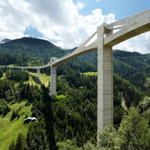 Ganter Bridge, Switzerland