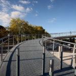 Pedestrian Bridge France Webnet Ballustrading